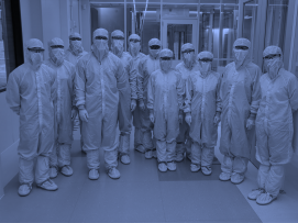 Users of the MIT.nano cleanroom